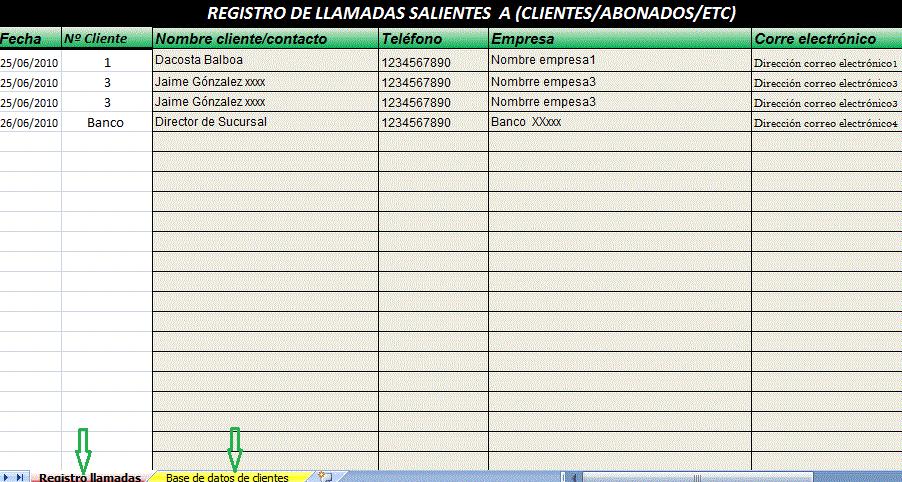 Descargar Plantillas Excel Formato Recibo Pago | Apps Directories